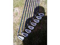 Ladies / Junior Golf clubs Set 3-SW