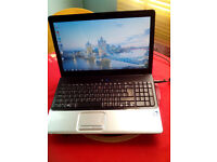 Compaq CQ61 Laptop Windows 7 Proffessional -32bit Without Charger £40 only!!!!
