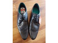 Brand new with tag River Island black men's shoes . Size 11