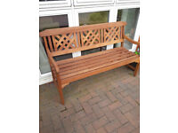 For sale Garden Bench as new