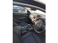 BMW 1 series 116D Sport with RAC platinum warranty until end of December 2020 for sale