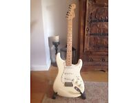 Fender American Standard Stratocaster with Fender Hardcase and Extras