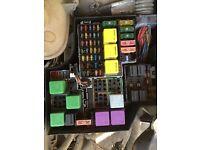 Corsa c 2005 fuses and relays job lot 07594145438