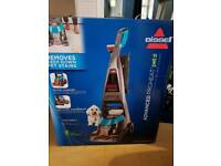 Brand New In Box bissell pet carpet cleaner