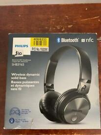 Phillips Bluetooth Headphones
