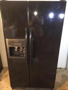 Frigidaire Black Side By Side Fridge, Energy Star, FREE WARRANTY, Delivery Available