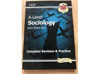 CPG A-level Sociology Exam Board: AQA