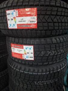 4 winter tires firemax   235/50r18   new