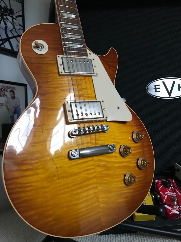 Gibson 1959 VOS Les Paul 2008 R9 Custom Shop