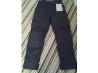 New Frank Thomas Lady Rider Motorcycle Trousers