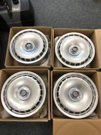 Alloy wheels 4x100 4x114.3 impul silhouette volkswagen bmw renault mk1 mk2 golf