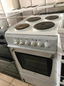 66 indesit electric cooker