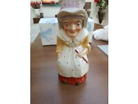 OLD LADY TOBY JUG