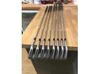 Taylormade RAC coin forged irons