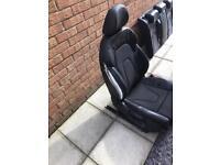 Audi Sline seats