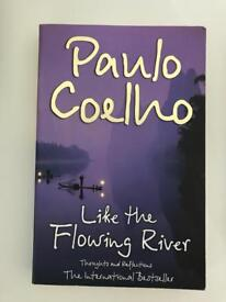 Like the flowing river by Pauli Coelho