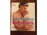 Day by day baby book, DK