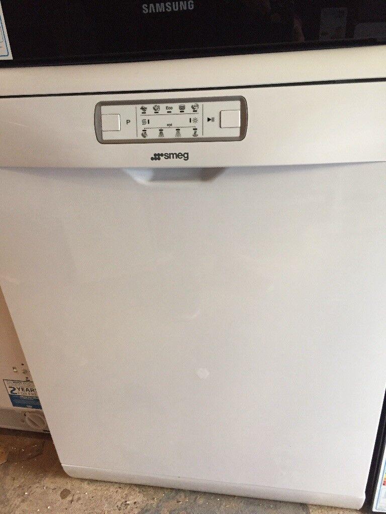 Smeg Full Size Dishwasher New and Unused