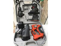 Battery Powered Tools Kit