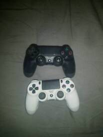 2x ps4 pads spares and repairs