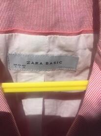 Pink Zara Blazer - Size 10
