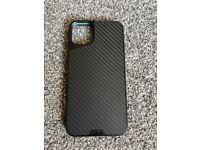 Mous iPhone 11 Pro Max Case - Carbon Fibre