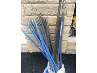 Chimney Sweep Rods