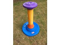 Little Tikes water toy- 4 different spray functions