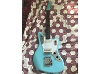 Fender Crafted In Japan CIJ Jaguar Guitar