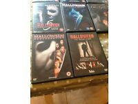 Halloween. Michale Myers DVD collection