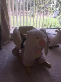 Rocking bunny Nursey