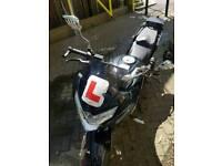Lexmoto (geared) 125cc