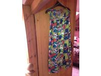 Playsuit size 12 and maxi dress size 8