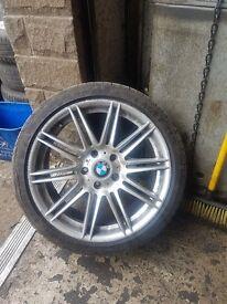 bmw mv4 alloy set