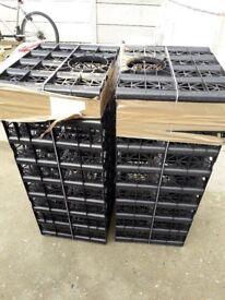 Soakaway Crates / Polystorm Soakaway Crate 1000mm L X 500mm W X 400mm D
