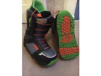 Burton Snowboard, boots and bindings - Like New