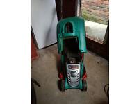 bosch 37 li cordless lawn mower
