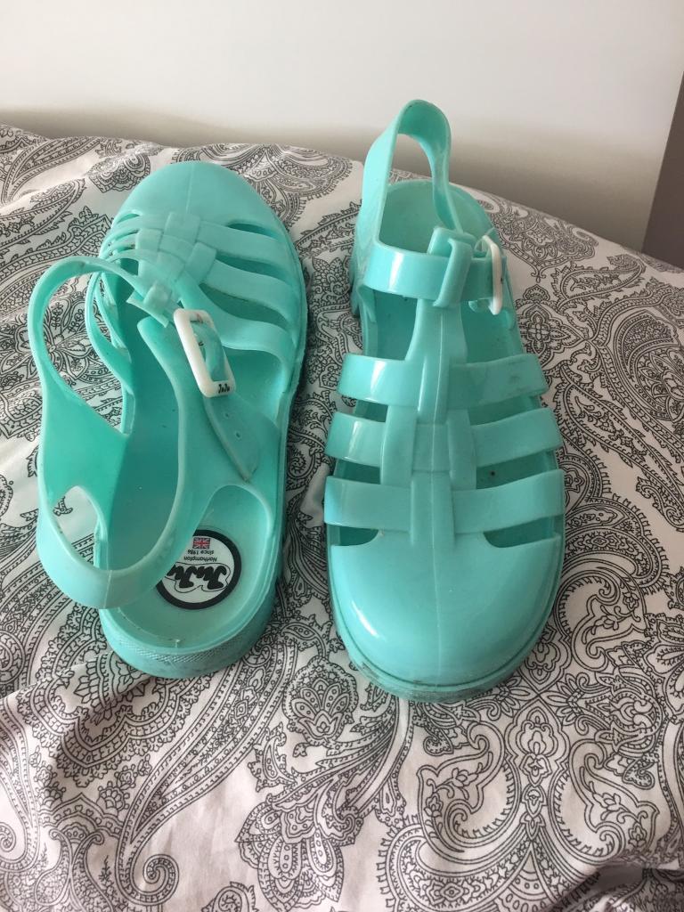 Jelly Sandals (JuJu's)