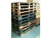 EURO pallets (1200mm x 800mm)