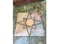 Stone circle 4ft x 4ft Rrp £299