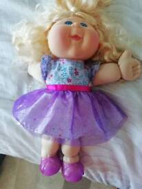 Cabbage patch kid excellent condition