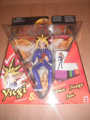 YuGiOh Action Figure: Card Dealing Yugi