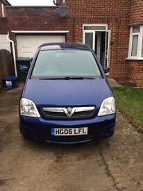 For sale Vauxhall meriva
