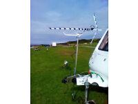 Outdoor TV Ariel & Poles
