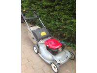 Honda 535 self propelled lawnmower