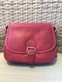 Hotter Leather Handbag