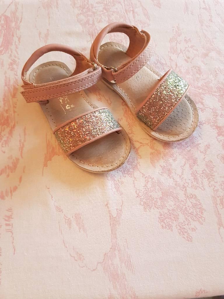 Next Signature Sandels Glitter Size Infant 6