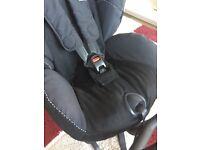 car seat BeSafe iZi-Combi X3 ISOfix GB