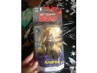 Andrea From Walking Dead Comic Book Series