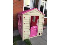 Garden summer playhouse toy